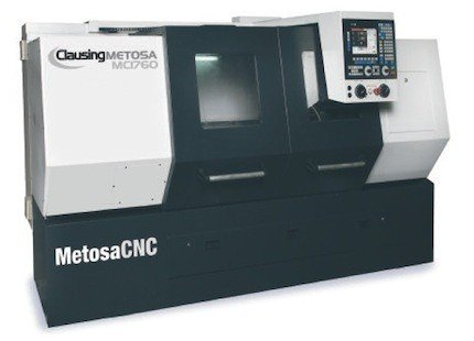 "CLAUSING MC-1430 14"", TURNING CENTER,"