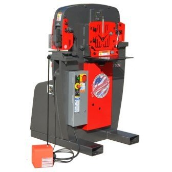 EDWARDS JAWS-55TON 55-TON IRONWORKER, 1-PHSE