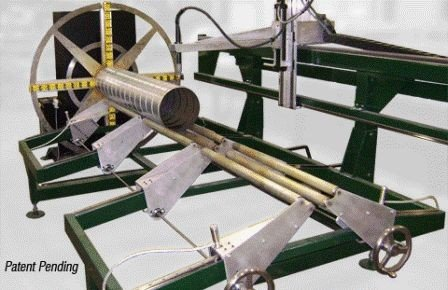 VICON V-SPP-460 Spiral Pipe CNC