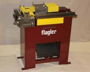 FLAGLER 32-500 DOVETAIL COLLAR MACHINE