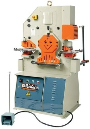 BAILEIGH SW-623 62-TON IRONWORKER, 3-PHASE,