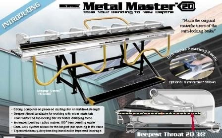 Industrial Metal Master (8' Model