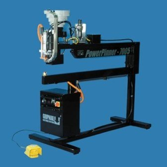 GRIPNAIL 7005RF PINWELDER, RAPID-FIRE FIXED-HEAD