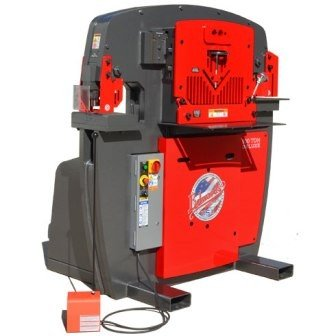 EDWARDS JAWS-100TON-DELUXE 100-TON DELUXE IRONWORKER,
