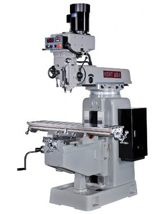 KENT KTM-5VKF CNC MILL, 3-AXIS