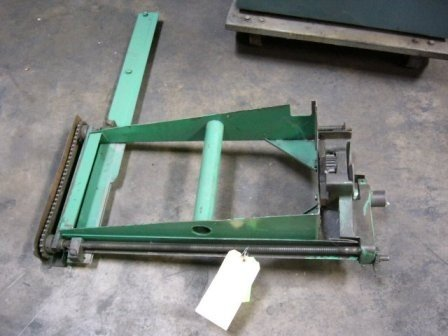 Lockformer SLITTER ATTACHMENT FOR 24