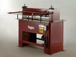 FLAGLER GS360 5' GANG SLITTER/BEADER,