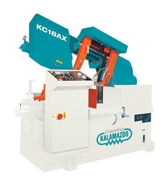 "CLAUSING KC18AX 18"", KALAMAZOO AUTOMATIC"