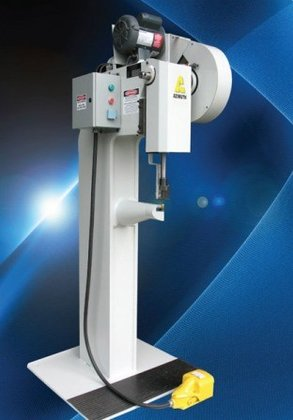 AZIMUTH H612 CLINCHING MACHINE, (+