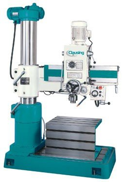 "CLAUSING CL920A 37.4""Arm x 8.28""Column,"