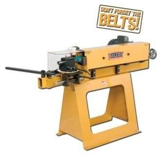 BAILEIGH TN-400 ABRASIVEBELT NOTCHER, 3/4