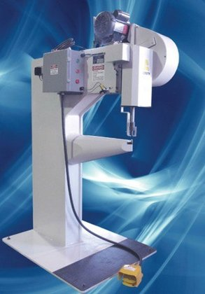 AZIMUTH H624 CLINCHING MACHINE, (+INBOUND