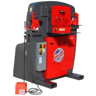 EDWARDS JAWS-75TON 75-TON IRONWORKER, 1-PHSE