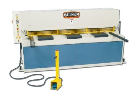BAILEIGH SH-8010-HD 10 Ga. x