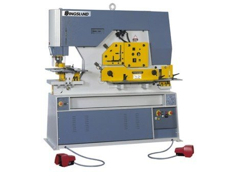 KINGSLAND 80-TON MULTI-SERIES STEELWORKER in