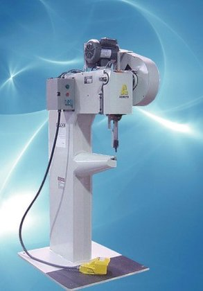 AZIMUTH H618 CLINCHING MACHINE, (+INBOUND