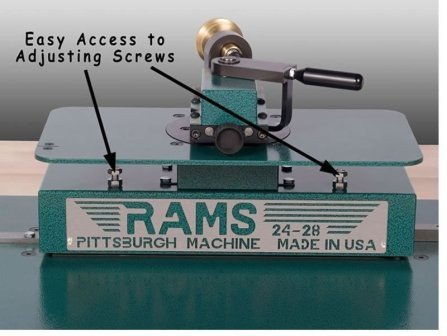 RAMS FITS 24 GA. RAMS