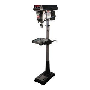 "JET DRILL PRESS 15"" FLOOR-"