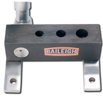 BAILEIGH TN-50M MANUALLY-OP PIPE NOTCHER