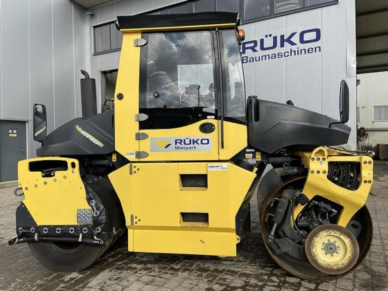 Bomag BW 154 ACP-AM Combination