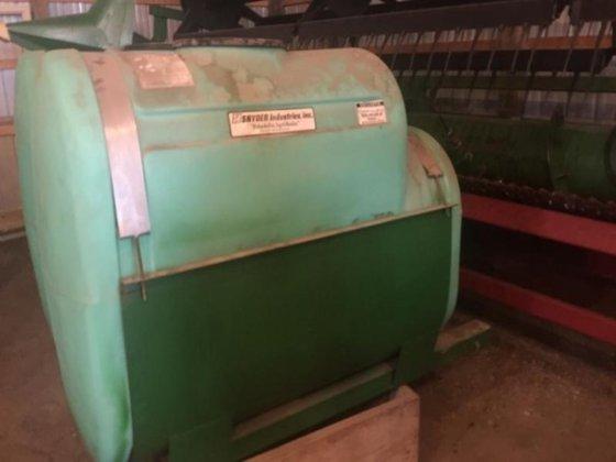 Allied Snyder Industries 200 Gallon