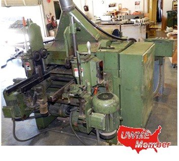 Moulder - Kupfermuhle Vuin 600 Planer Moulder - 4 Sided in Auburn, GA, USA