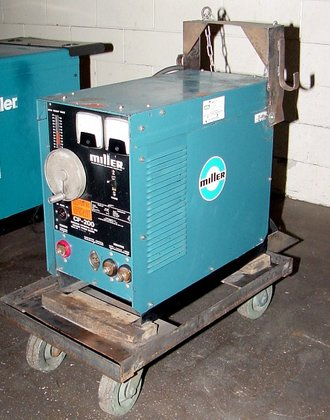 Miller Arc Welder >> 1984 200 Amp Miller Cp 200 Arc Welder In Harrison Nj Usa