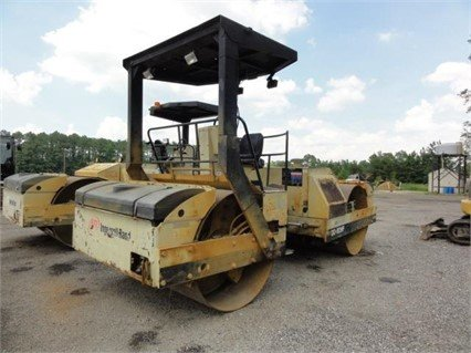 2002 INGERSOLL-RAND DD110HF in Greeleyville,