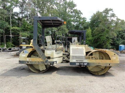 2000 INGERSOLL-RAND DD110HF in Andrews,