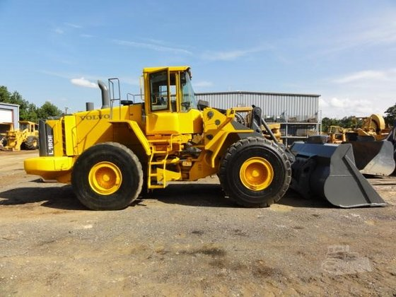 2005 VOLVO L180E in Greeleyville,