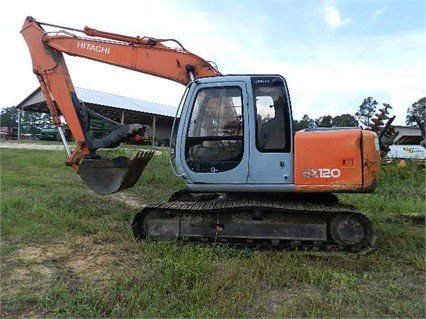 2000 HITACHI EX120-5 in Greeleyville,