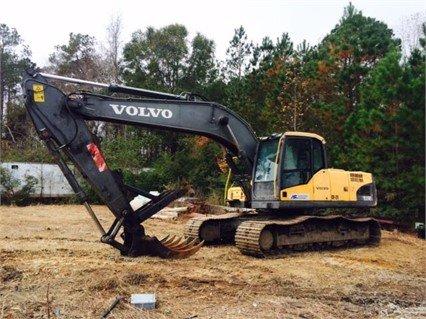 2007 VOLVO EC210CL in Greeleyville,