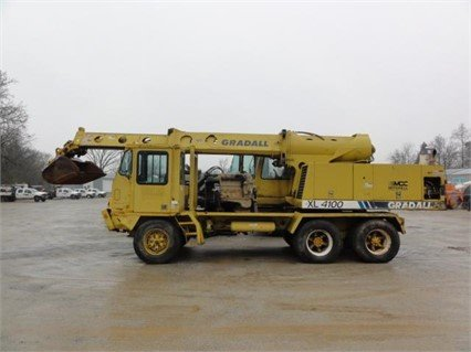 1999 GRADALL XL4100 in Greeleyville,