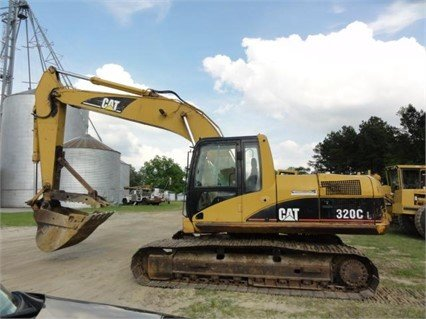 2001 CATERPILLAR 320CL in Greeleyville,