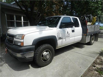 2007 CHEVROLET 3500HD in Andrews,