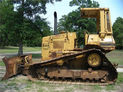 1988 CATERPILLAR D4H LGP in