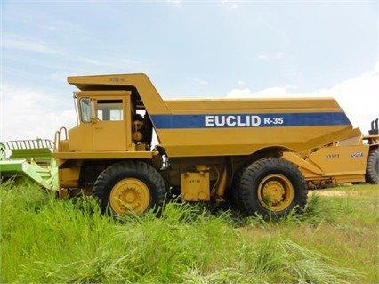 1980 EUCLID R35 301TD in