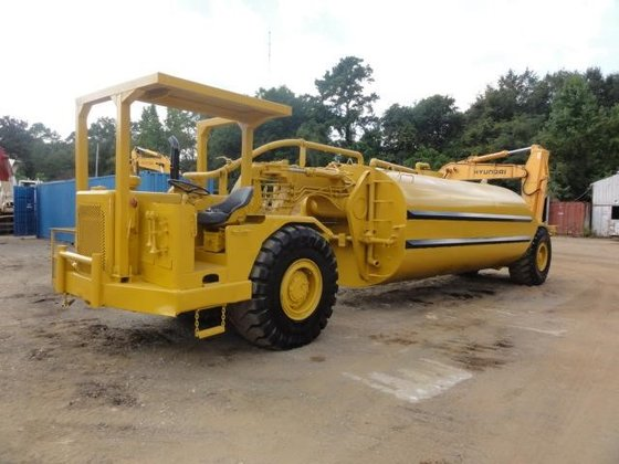 1972 CATERPILLAR 613 in Greeleyville,