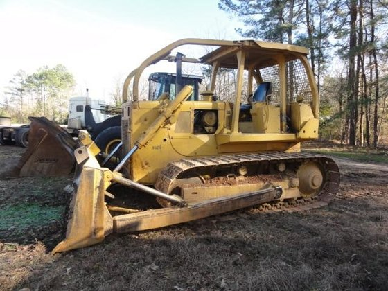 1987 DRESSER TD15E in Greeleyville,