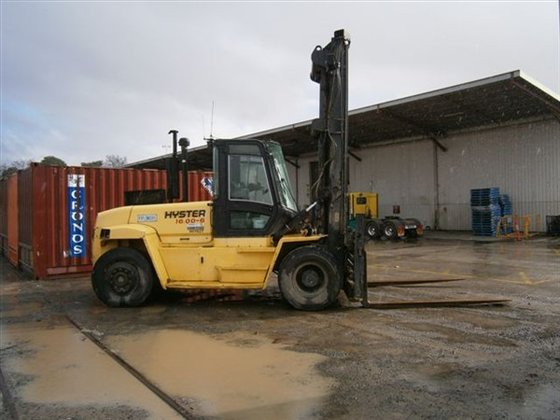 2005 HYSTER H16.00XM-6 Counterbalance Forklift