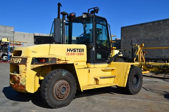 2003 HYSTER H12.00XM-12 Counterbalance Forklift