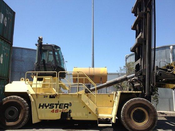 HYSTER H48.00XM-16CH #H10274 in Queensland,