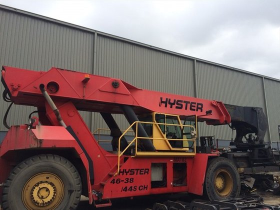 2006 HYSTER RS46-36CH Reachstacker in