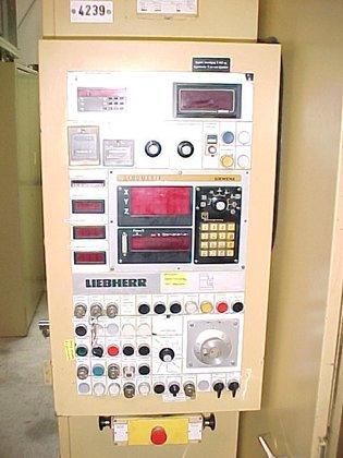 1986 LIEBHERR WS1-CNC in Metzingen,