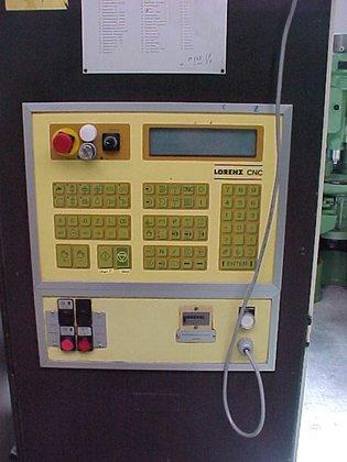 1985 LORENZ LS 152 CNC