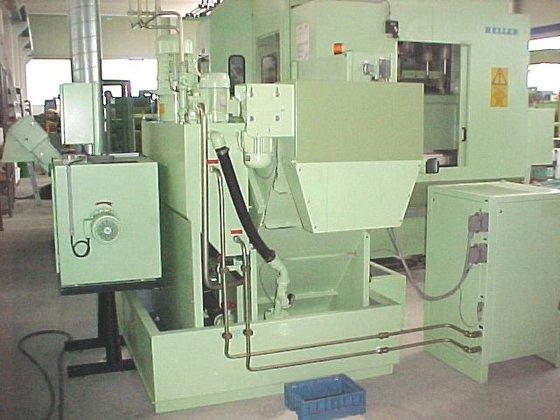 1999 HELLER FST-MC-160/800/E in Metzingen,
