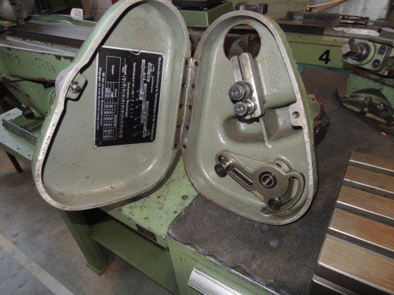 1985 DECKEL Spiralfräseinrichtung FVSp in