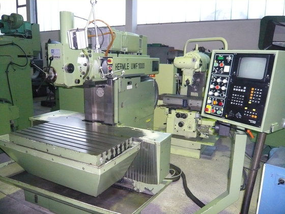 1985 HERMLE UWF 1000 CNC