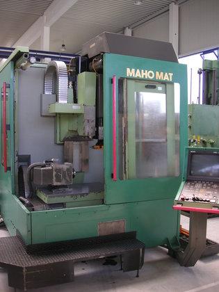 1990 DECKEL MAHO MAHOMAT 650