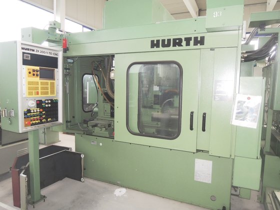 1991 HURTH ZK 200/1-TE CNC